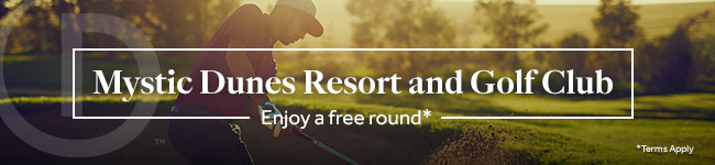 Mystic Dunes Resort & Golf Club - Enjoy a Free Round of Golf